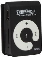 Zebronics Node 4 GB MP3 Player(Black)