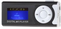 Mitaki Great Sound Good Battery Life with HD LED Torch Functionality 4 GB MP3 Player(Metallic Black, 1.2 Display)