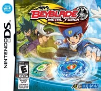 Bey Blade - Metal Fusion(for DS)