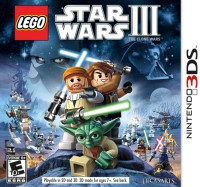 LEGO : Star Wars III : The Clone Wars(for 3DS)