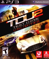 Test Drive Unlimited 2(for PS3)