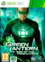 Green Lantern : Rise Of The Manhunters(for Xbox 360)