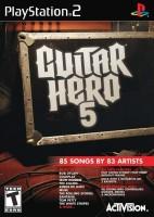 Guitar Hero 5(for PS2)