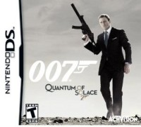 007: Quantum Of Solace(for DS)