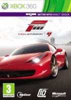 Forza Motorsport 4 ( Essential )(for Xbox 360)