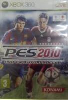Pro Evolution Soccer 2010(for Xbox 360)