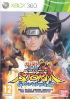 Naruto Shippuden: Ultimate Ninja Storm - Generations (With Bonus)(for Xbox 360)