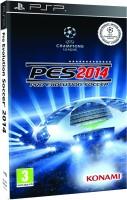 Pro Evolution Soccer 2014(for PSP)