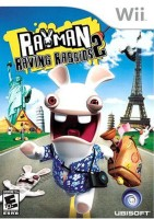 Rayman Raving Rabbids 2(for Wii)