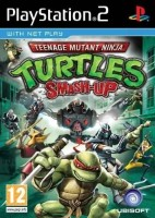 Teenage Mutant Ninja Turtles: Smash Up(for PS2)