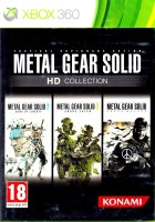 Metal Gear Solid HD Collection(for Xbox 360)