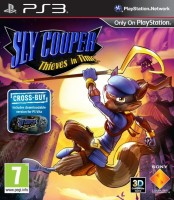 Sly Cooper: Thieves In Time(for PS3)