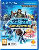 PlayStation All-Stars Battle Royale(for PS Vita)
