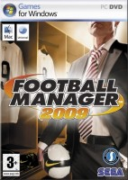 Football Manager 09(for PC)
