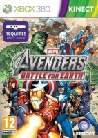 Marvel Avengers: Battle For Earth (Kinect Required)(for Xbox 360)