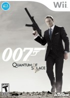 007: Quantum Of Solace(for Wii)