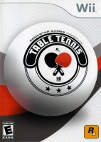 Rockstar Presents Table Tennis(for Wii)