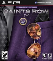 Saints Row IV (Commander-in-Chief Edition)(for PS3)