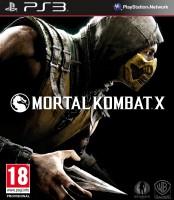 Mortal Kombat X(for PS3)