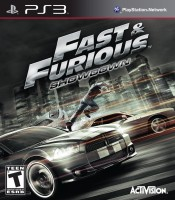 Fast & Furious: Showdown(for PS3)