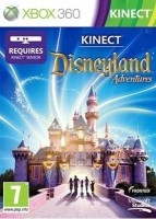 Kinect Disneyland Adventures (Kinect Required)(for Xbox 360)