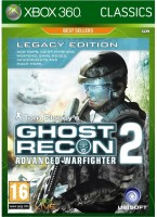 Tom Clancy's: Ghost Recon Advanced Warfighter 2 (Legacy Edition)(for Xbox 360)