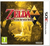 The Legend Of Zelda : A Link Between Worlds(for 3DS)