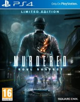 Murdered Soul Suspect (Limited Edition)(for PS4)