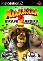 Madagascar 2 : Escape 2 Africa(for PS2)