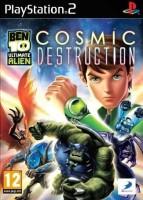 BEN 10 : Ultimate Alien Cosmic Destruction(for PS2)