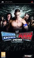 WWE Smackdown Vs Raw 2010(for PSP)