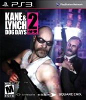 Kane & Lynch 2 : Dog Days (Limited Edition)(for PS3)