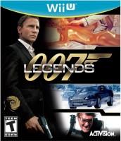 007 Legends(for Wii U)
