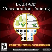 Brain Age: Concentration Training(for 3DS)