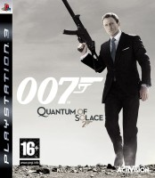 007: Quantum Of Solace(for PS3)