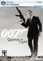 007: Quantum Of Solace(for PC)