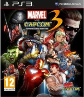 Marvel Vs Capcom 3 : Fate Of Two Worlds(for PS3)