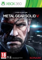 Metal Gear Solid V : Ground Zeroes(for Xbox 360)