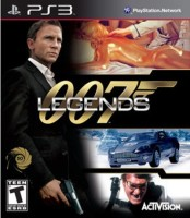 007 Legends(for PS3)