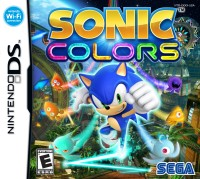 Sonic Colors(for DS)