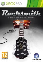 Rocksmith Game With Cable(for Xbox 360)