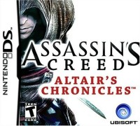 Assassin's Creed : Altair's Chronicles(for DS)