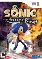 Sonic and the Secret Rings(for Wii)