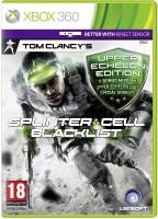 Tom Clancy's Splinter Cell: Blacklist (Upper Echelon Edition)(for Xbox 360)