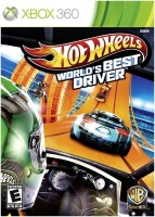 Hot Wheels Worlds Best Driver(for Xbox 360)