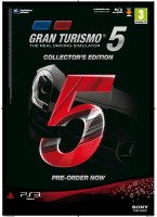 Gran Turismo 5 (Collector's Edition)(for PS3)
