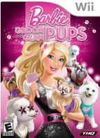 Barbie: Groom And Glam Pups(for Wii)