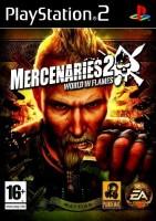 Mercenaries 2: World In Flames(for PS2)