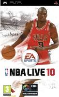 NBA Live 10(for PSP)