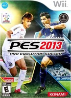 Pro Evolution Soccer 2013(for Wii)